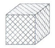 Modular Wire Mesh Baskets for Fencing Structure