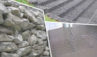 Double Twisted Steel Basket Type Rock Gabions