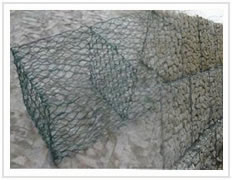 Hexagonal Mesh Gabion Cages